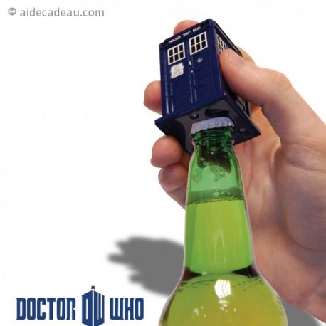 Décapsuleur Tardis Dr Who Effets Sonores