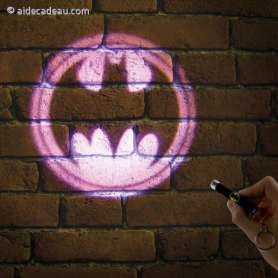 Torche projection logo de Batman