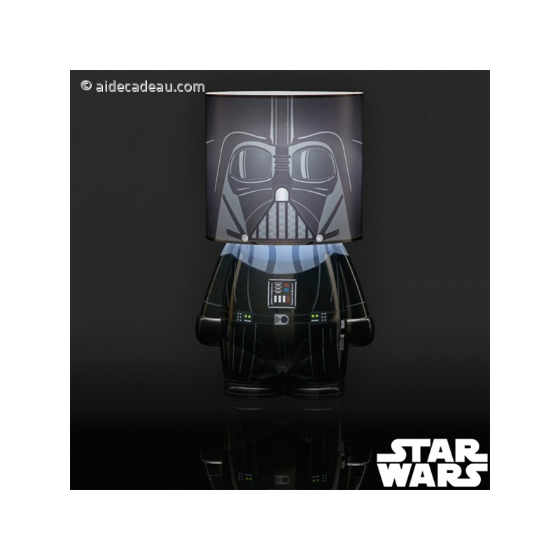 lampe dark vador saga star wars. Black Bedroom Furniture Sets. Home Design Ideas