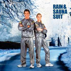 Combinaison Sauna Rain & Sauna Suit