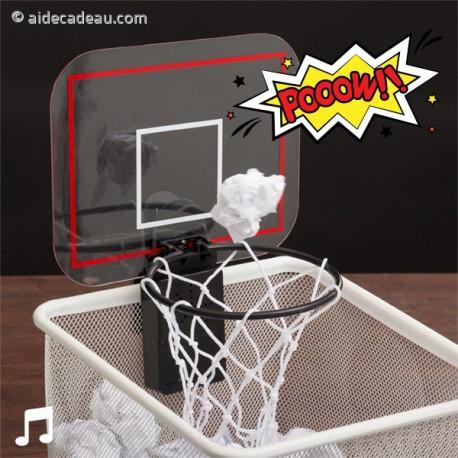Panier de basket avec son ovation sonore - Panier de basket de bureau ...