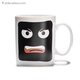 Mug thermoréactif gangster