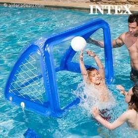 Cage de foot gonflable en vinyle résistant