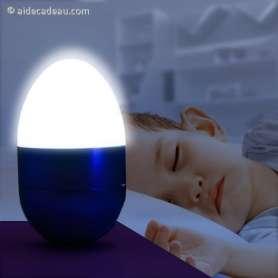 Lampe veilleuse en forme d'oeuf