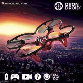 Drone camera droid cruise AGMSD1500 avec équipements