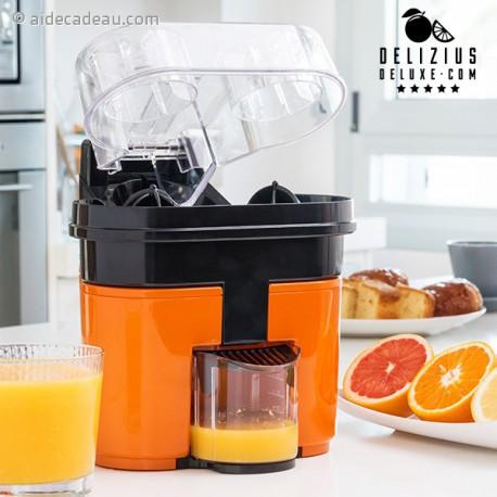 machine lectrique double presse agrumes jus d 39 orange. Black Bedroom Furniture Sets. Home Design Ideas
