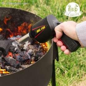 Pistolet Ventilateur pour Barbecue
