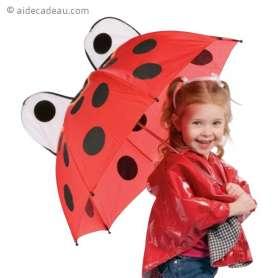 Parapluie Enfant Coccinelle