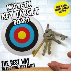 Range-Clés Cible Magnétique