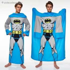 Couverture Polaire à Manches longues Batman