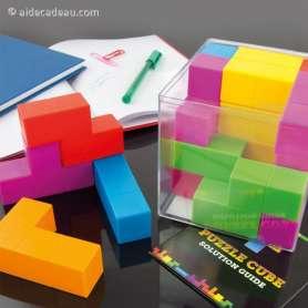 Puzzle Cube Tetris 3D 16 pièces