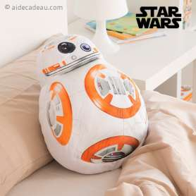 Coussin droïde BB-8 Star Wars