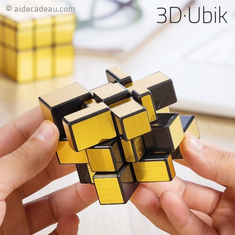 Rubiks Cube 3D-UBIK
