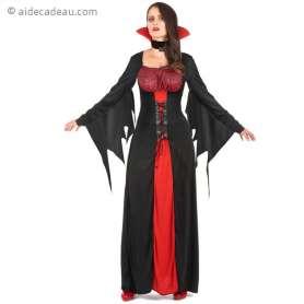 Déguisement de femme Vampire