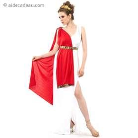 Costume de déesse romaine