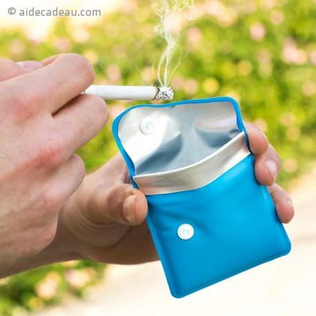 Cendrier portable anti-odeur