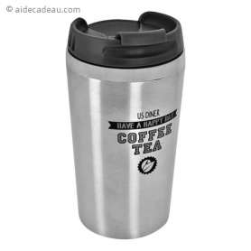 Thermos mug isotherme pour boissons