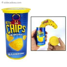 Boîte de Chips pour farce