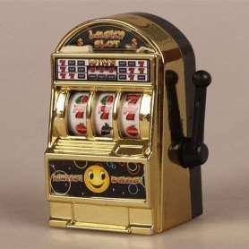 Machine à sou jackpot