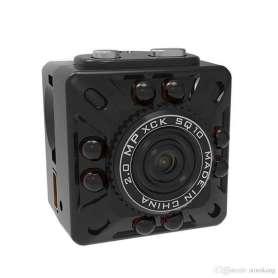 Micro caméra Full HD 1080P infrarouge 120°