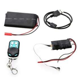 Module caméra espion 1080P détection de mouvement avec télécommande