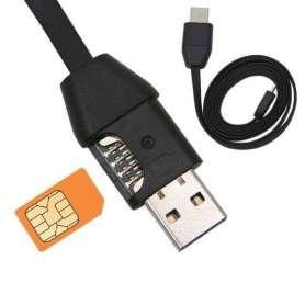 Câble tracker GPS pour écoute espion