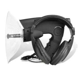 Amplificateur de son avec jumelle x8 et casque