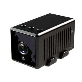 Mini caméra de surveillance HD 1080P système audio bidirectionnel