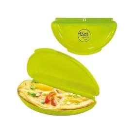 Cuiseur à omelette pour micro-ondes