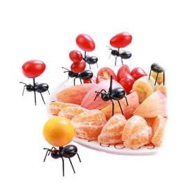 Piques apéro fourmis (12 pièces)
