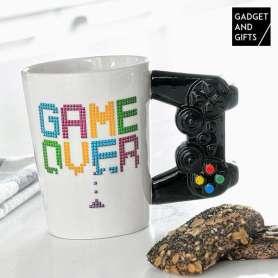 Tasse anse manette de jeu vidéo