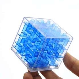 Casse-tête cube labyrinthe 3D