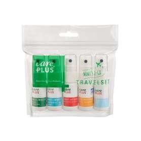 Spray protecteurs anti-insectes et solaires 5 x 15 ml