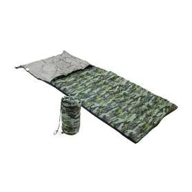 Sac de couchage camouflage avec sac de rangement