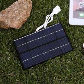 Panneau solaire miniature pour recharge USB