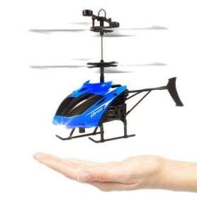 Hélicoptère volant avec capteur contrôle avec la main