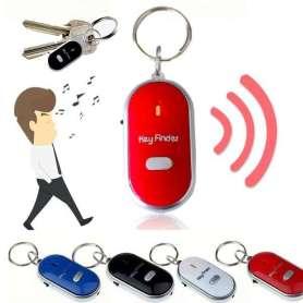 Porte-clés localisateur de clés avec lampe
