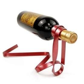 Porte-bouteille bouteille en lévitation