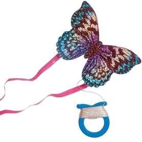 Cerf-volant miniature papillon