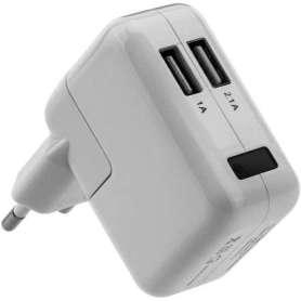 Chargeur USB secteur à caméra espion Full HD 1080P
