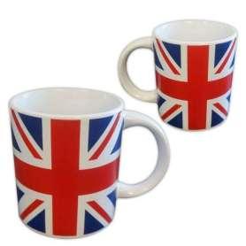 Mug drapeau Royaume-Uni