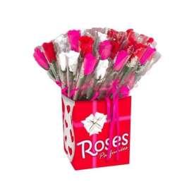 Roses parfumées (3 pièces)