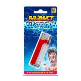 Briquet à électrochoc pour farce et attrape