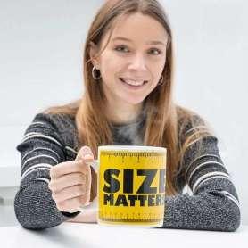 Mug taille XXL size matters