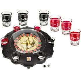 Jeu à boire roulette de casino électronique