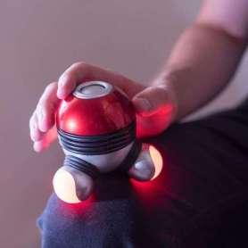 Pieuvre pour massage corporel lumineux