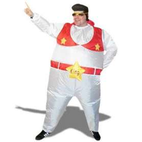 Costume gonflable Elvis Presley