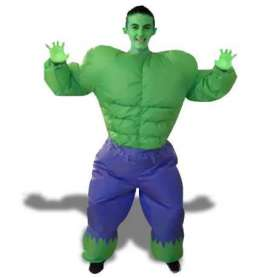 Costume gonflable Hulk