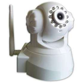 Caméra surveillance IP multifonction