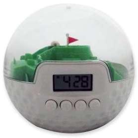 Réveil jeu de golf